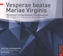 Bayerischer Landesjugendchor - Versperae beatae Mariae Virginis, CD