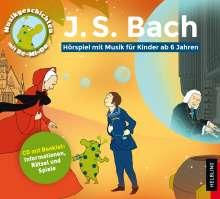 Musikgeschichten mit Re-Mi-Do - Bach, CD