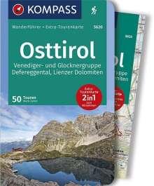Mark Zahel: Osttirol, Buch