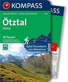 Raphaela Moczynski: Ötztal, Pitztal, Buch