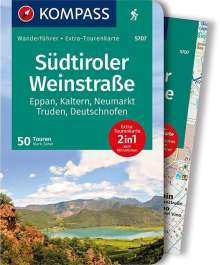 Mark Zahel: Südtiroler Weinstraße, Buch