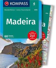 Peter Mertz: KV WF 5915 Madeira, Buch