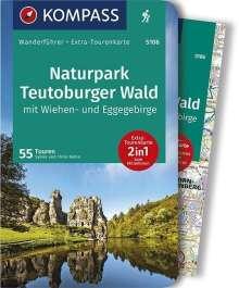 Sylvia Behla: Naturpark Teutoburger Wald mit Wiehen- und Eggegebirge, Buch