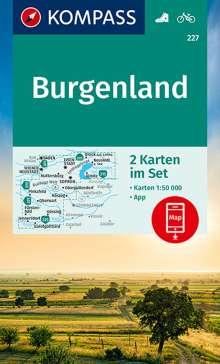 Burgenland 1:50000, Diverse
