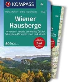 Werner Heriszt: Wiener Hausberge, Buch