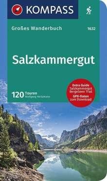 Wolfgang Heitzmann: Salzkammergut, Buch