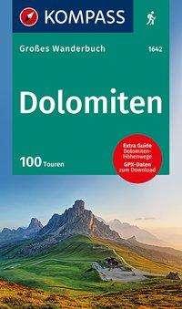 KOMPASS Großes Wanderbuch Dolomiten, Buch