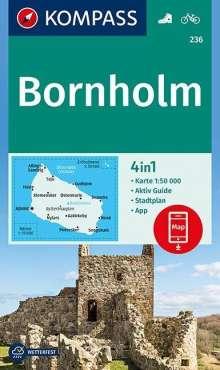 Bornholm 1:50 000, Diverse