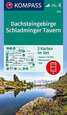 Dachsteingebirge, Schladminger Tauern 1:25 000, Diverse