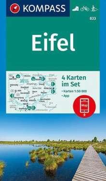 Eifel 1:50 000, Diverse
