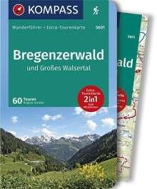 Brigitte Schäfer: Bregenzerwald und Großes Walsertal, Buch