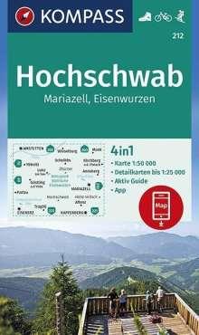 Hochschwab, Mariazell, Eisenwurzen 1:50 000, Diverse
