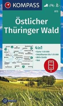 Östlicher Thüringer Wald 1:50 000, Diverse