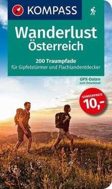 Wanderlust Österreich, Buch