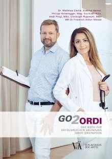Matthias Cerha: Go2Ordi, Buch