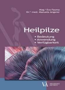 Eva Fauma: Heilpilze, Buch