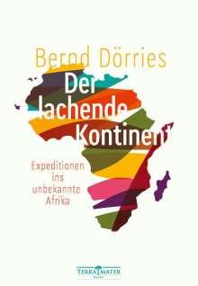 Bernd Dörries: Der lachende Kontinent, Buch