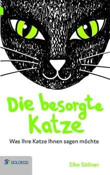 Elke Söllner: Die besorgte Katze, Buch