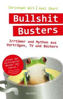 Axel Ebert: Bullshit Busters, Buch