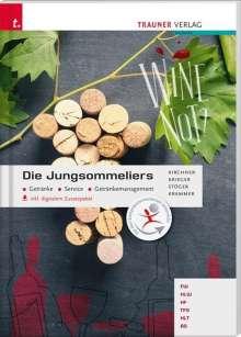 Jürgen Kirchner: Die Jungsommeliers, Buch