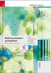 Erika Hödl: Naturwissenschaften 3 FW inkl. digitalem Zusatzpaket, Buch