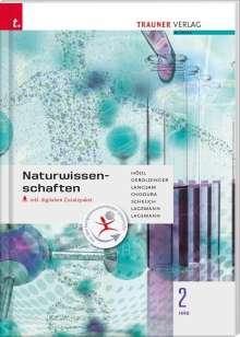 Erika Hödl: Naturwissenschaften 2 HAS inkl. digitalem Zusatzpaket, Buch