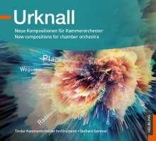 Tiroler Kammerorchester InnStrumenti - Urknall, CD