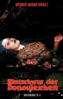Zoë Angel: Blutschwur der Donauleichen, Buch