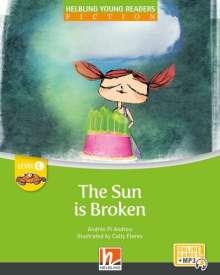 Andreu Andrés Pi: The Sun is Broken + e-zone, Buch