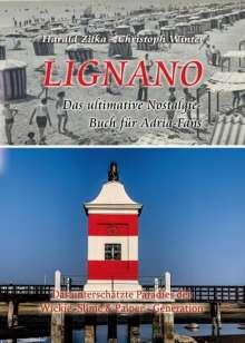 Harald Zilka: Lignano, Buch