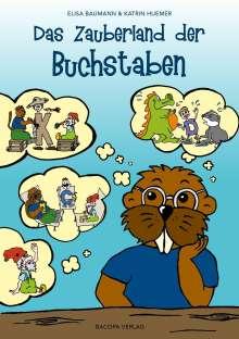 Elisa Baumann: Das Zauberland der Buchstaben, Buch