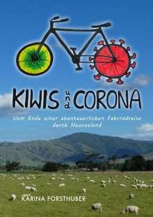 Karina Forsthuber: Kiwis und Corona, Buch