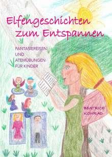 Beatrice Konrad: Elfengeschichten zum Entspannen, Buch