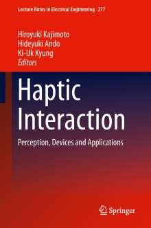 Haptic Interaction, Buch