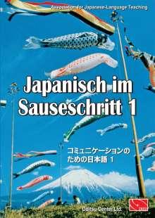 Japanisch im Sauseschritt 1. Standardausgabe, Buch