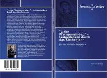 """Frank Harald Maier: """"Liebe Pfarrgemeinde..."""" - Leitgedanken durch das Kirchenjahr, Buch"""