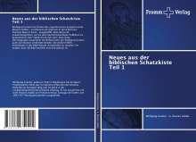 Wolfgang Gramer: Neues aus der biblischen Schatzkiste, Buch
