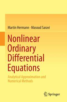 Martin Hermann: Nonlinear Ordinary Differential Equations, Buch