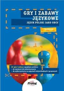 Ewa Kolaczek: Gry i zabawy jezykowe. Jezyk polski jako obcy. A0/A1, Buch