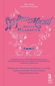 Andre Messager (1853-1929): Les P'tites Michu, 2 CDs