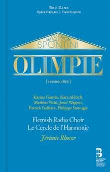 Gasparo Spontini (1774-1851): Olympie, 2 CDs