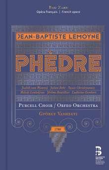 Jean-Baptiste Lemoyne (1751-1796): Phedre (Deluxe-Ausgabe in Buchform), 2 CDs