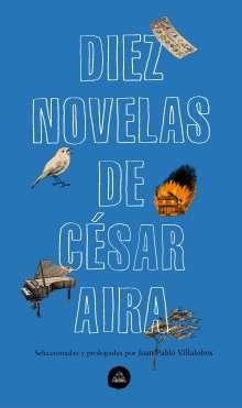 Cesar Aira: Diez Novelas de César Aira / Ten Novels by Cesar Aira, Buch