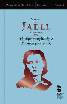 Marie Jaell (1846-1925): Musique symphonique / Musique pour piano, 3 CDs