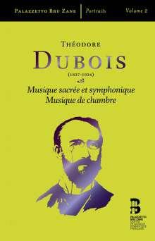 Theodore Dubois (1837-1924): Musique sacree et symphonique, Musique de chambre, 3 CDs