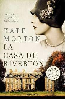 Kate Morton: La casa de Riverton, Buch
