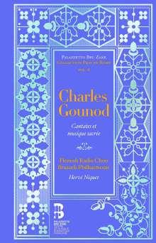 Charles Gounod (1818-1893): Kantaten & Geistliche Werke, 2 CDs