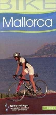 Radwanderkarte Bike Mallorca 1 : 100 000, Diverse