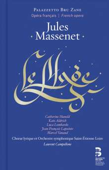 Jules Massenet (1842-1912): Le Mage, 2 CDs