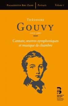 Louis Theodore Gouvy (1819-1898): Cantate, Oeuvres Symphoniques et Musique de Chambre, 3 CDs